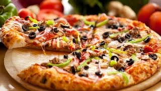 Видеоурок как приготовить пиццу.
