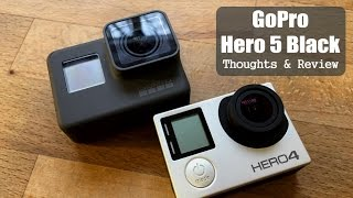 GoPro Hero 5 Black Review | My Thoughts 2 months In