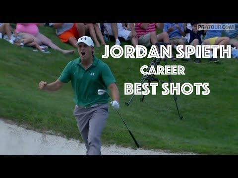 Jordan Spieth Career Best Shots