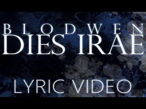 BLODWEN - Dies Irae (LYRIC VIDEO)