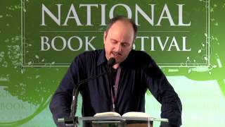 Repeat youtube video Jeffrey Eugenides: 2012 National Book Festival