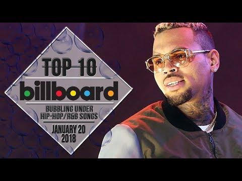 Top 10 • US Bubbling Under Hip-Hop/R&B Songs • January 20, 2018 | Billboard-Charts