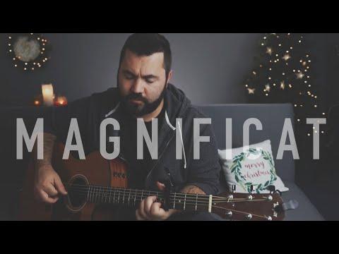 Magnificat (Live Christmas Guitar Tutorial)