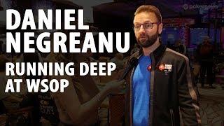 Daniel Negreanu in $50,000 Poker Players Championship
