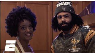 Knicks-Bucks Christmas Day promo starring Daveed Diggs and Ryan Nicole Peters | NBA