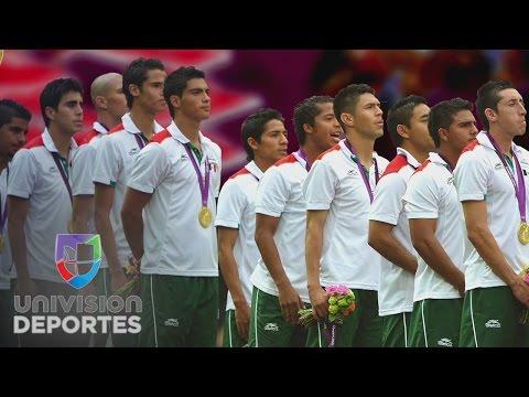 ¿Cómo vivieron los seleccionados actuales la medalla de oro de Londres 2012?