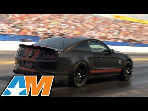 AM2015: GT500, Cobra, Mustang Race + 5-Second Run?! – AmericanMuscle Car Show