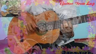 Histoire d'amour - ( Chuyen tinh yeu ) Guitar cover Tran Lap