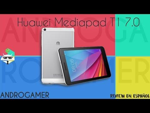 Huawei Mediapad T1 7.0   Review En Español