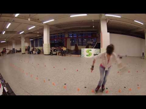 Freestyle Inline Battle 2013 - Bratislava ★ BATTLE WOMEN - small final