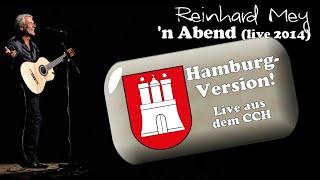 Reinhard Mey - 'N Abend (Hamburg-Version!) - live 2014 *anders als auf CD*
