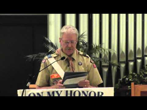 Eagle Scout Court of Honor Part 2 Troop 706