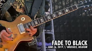 Metallica: Fade to Black (Brussels, Belgium - June 16, 2019)