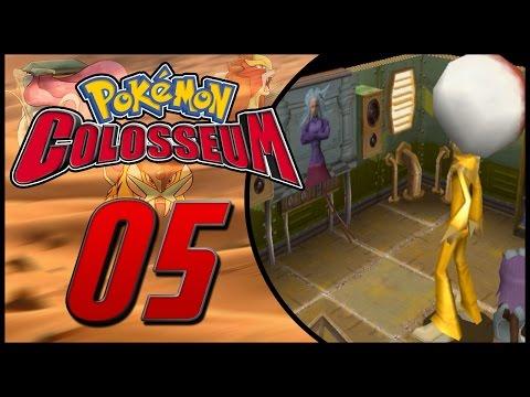 Die Quelle der Crypto-Pokémon! - Pokémon Colosseum [Deutsch/German] #05