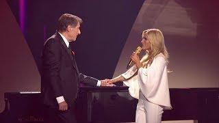 Helene Fischer & Udo Jürgens - Merci Chérie (Die Helene Fischer Show 2014)