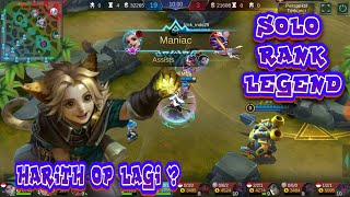 Download HARITH GA DI BAN ? || BOCAH LEGEND PUSH RANK AUTO MANIAC