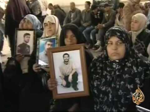 عائلات الاسرى الفلسطينيين فى غزة