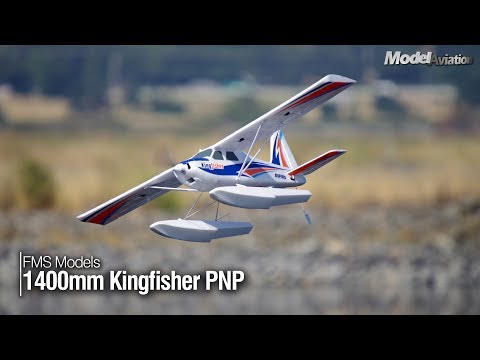 FMS Models 1400mm Kingfisher PNP - Model Aviation Magazine