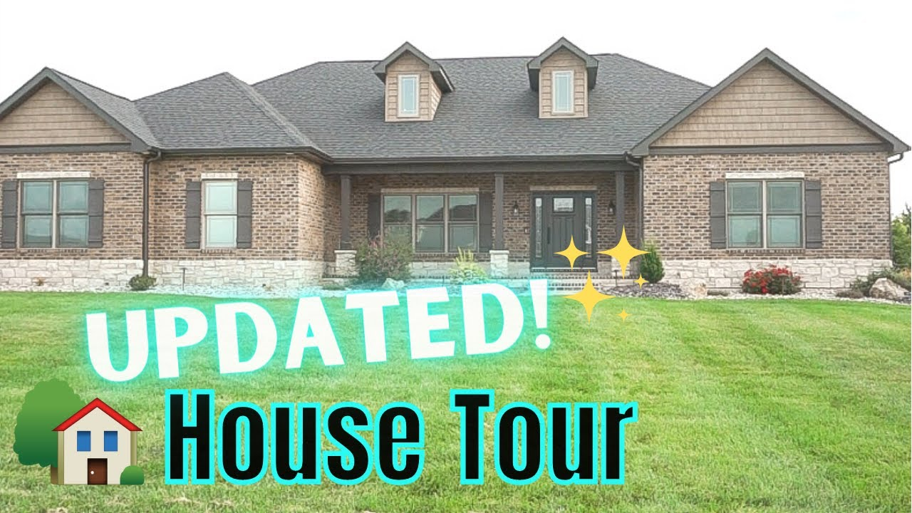 *UPDATED* HOUSE TOUR 2020! | FURNISHED HOUSE TOUR
