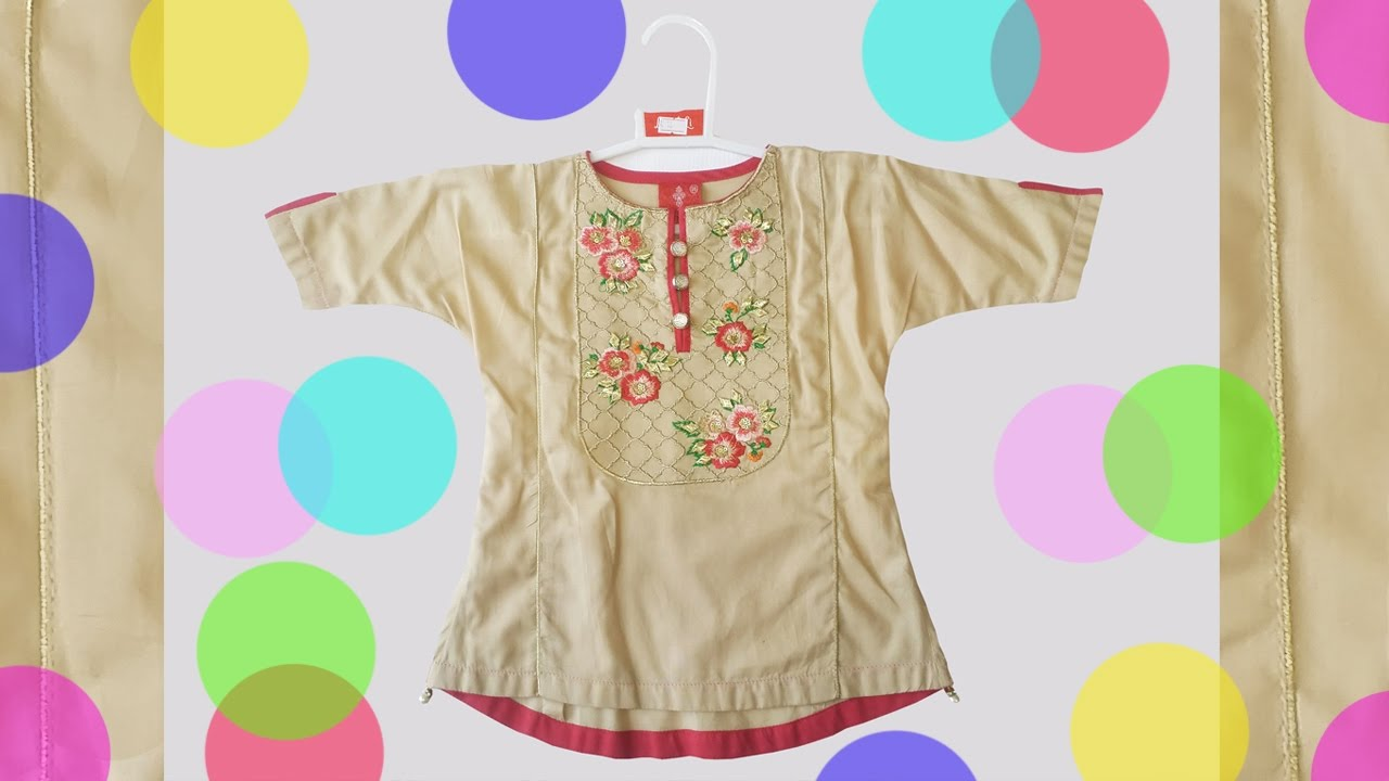 Girl kurta | kurti cotton | baby girl kurta design | kurti for girl online  | Kurta design | Kurti