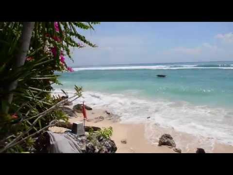 Bali's Beaches Part I - Padang Padang, Bingin & Balangan Beach for Surfer