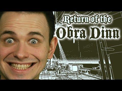 Następca Papers, Please?   Return Of The Obra Dinn [#1]