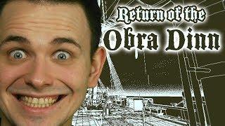 Następca Papers, Please? | Return of the Obra Dinn [#1]