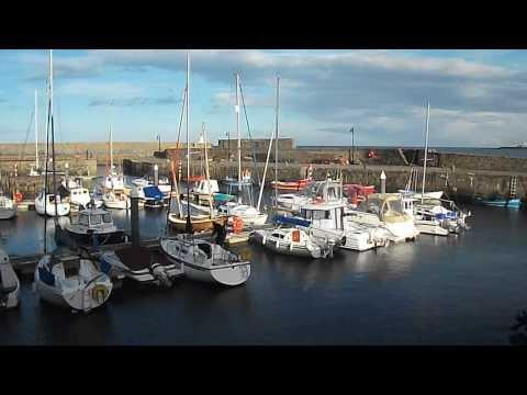 Banff Harbour Marina Aberdeenshire