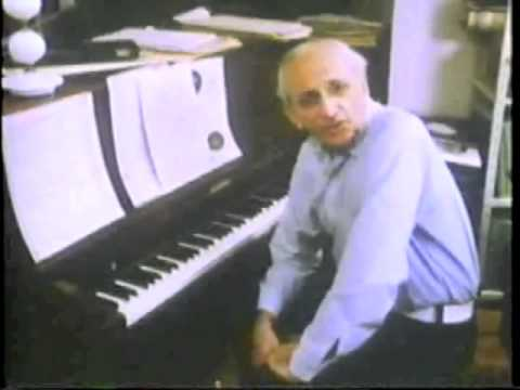 YESTERDAY'S WITNESS: JACK SHAINDLIN discusses composing for The March of Time newsreels