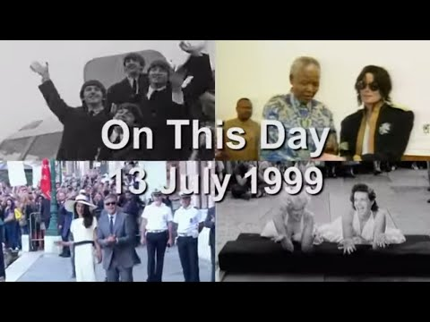 On This Day: 13 July 1999
