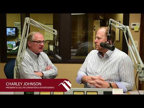 Real Estate Radio with Erik Hatch: Charley Johnson Interview 8.13.17