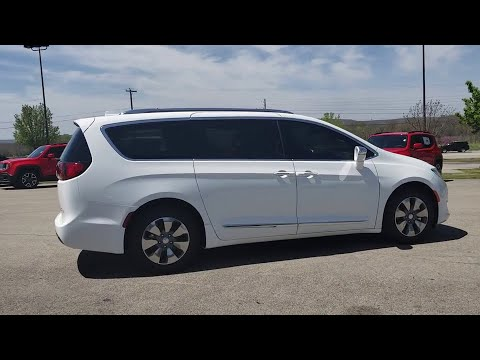 2018 Chrysler Pacifica Owasso, Broken Arrow, Tulsa, Oklahoma City, OK, Wichita KS C291
