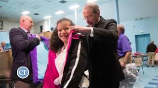 Maryland State Council Knight of Columbus Coats for Kids