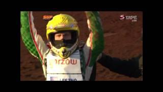 THJ Racing: Målilla Speedway Grand Prix 2011 - Krasch mellan Tomas H Jonasson och Emil Sayfutdinov