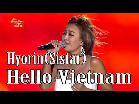 Hyorin(Sistar) - Hello Vietnam (Apr 8, 2015)