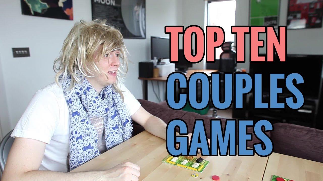Fun couples board games