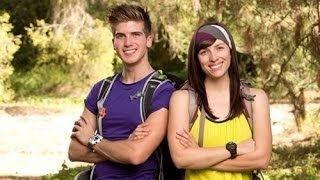 The Amazing Race | Joey Graceffa And Meghan Camarena