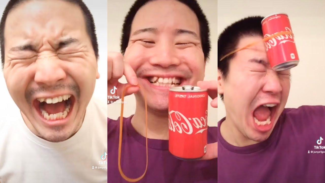 Junya1gou funny video 😂😂😂   JUNYA Best TikTok June 2021 Part 39