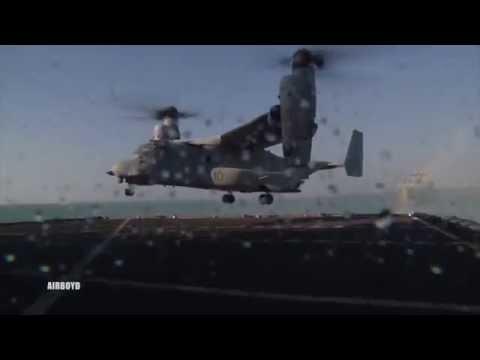 Osprey Supply Run - USNS Sacagawea (T-AKE-2)