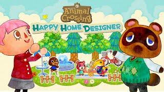 NEW HOME DESIGNER! - Animal Crossing Happy Home Designer