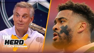 Are the Seahawks Super Bowl contenders with Jamal Adams trade? - Colin Cowherd | NFL | THE HERD