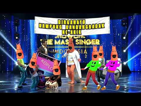 The Mask Singer Indonesia Eps 08 Full