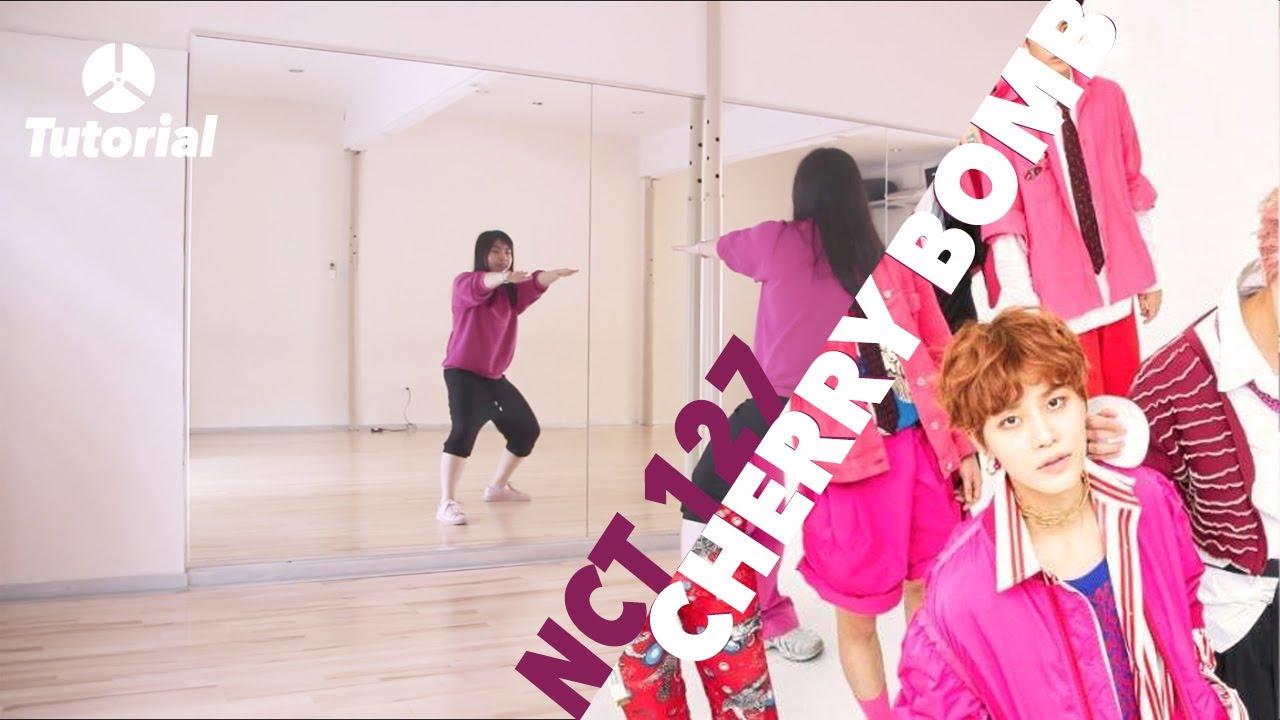 [TUTORIAL] NCT 127 - CHERRY BOMB | Dance Tutorial by 2KSQUAD