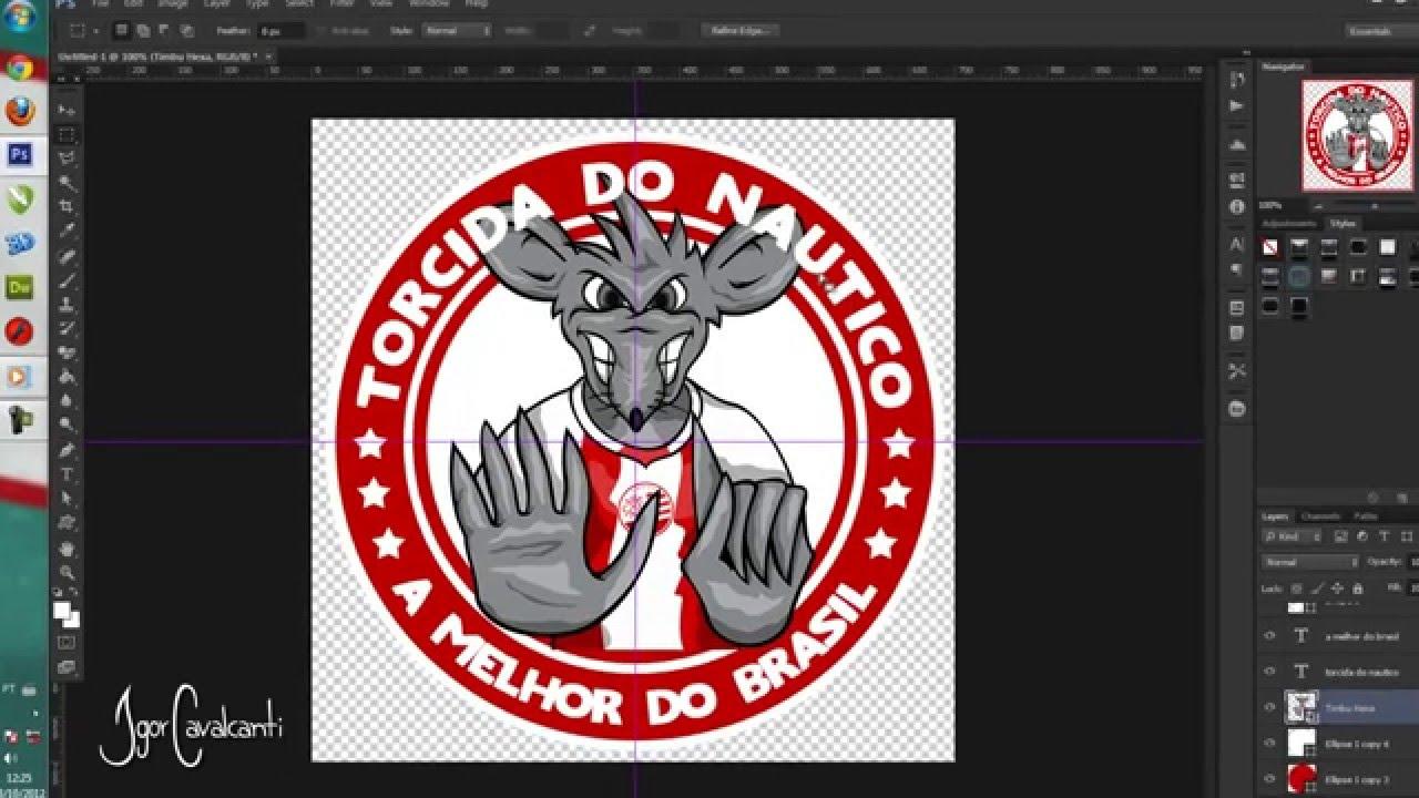 Criar escudo online