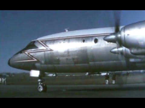 "Canadair CC-106 Yukon & CL-44 ""Swing-Tail"" Promo Spot - 1960"