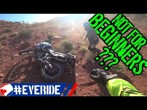 "Re: ""The Kawasaki KLR 650 is an AWFUL Motorcycle for Beginners!"" What?! #everide"