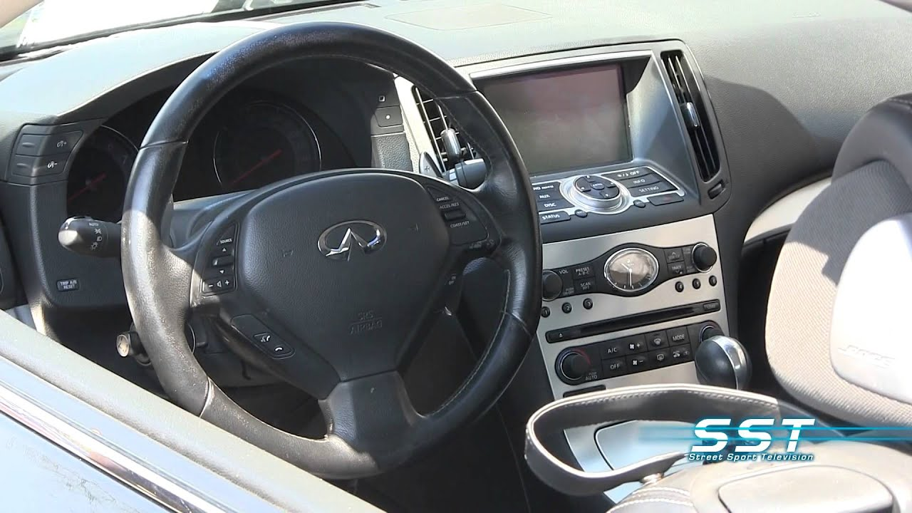 Infiniti G37 Review Why Its A Used Car Best Buy Youtube Remote Starter