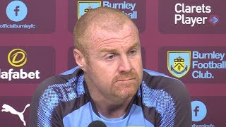 Sean dyche full pre-match press conference - stoke v burnley - premier league