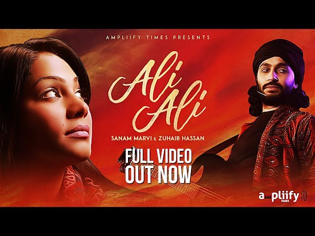 Ali Ali | Full Video | Sanam Marvi | Zuhaib Hassan | Ampliify Times