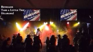 Take a Little Trip (Alabama) covered by Renegade Country Band (Waldmohr, Germany)